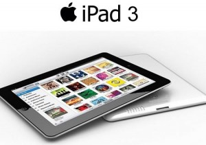 iPad 3 Technical Specs and Release Date