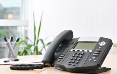 Lower overhead costs with voIP